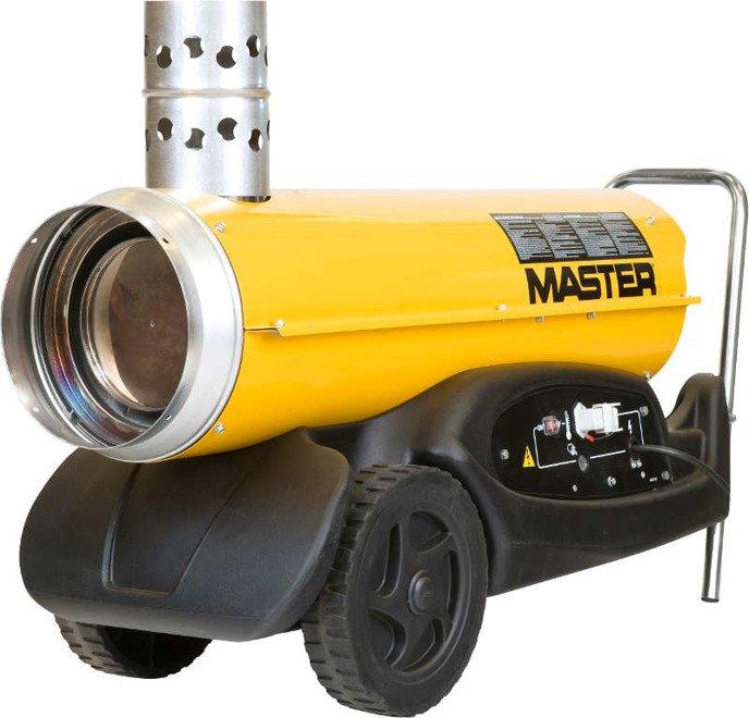Wspaniały Master BV 77 E - nagrzewnica olejowa | Autoryzowany sklep Master MW73