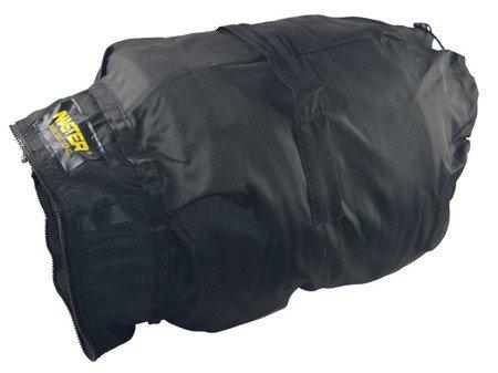 Giętkie przewody czarne + torba 7,6 m, 310 mm Master, 4515.360