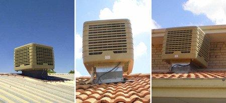 Klimator stacjonarny Master BCF 230AL