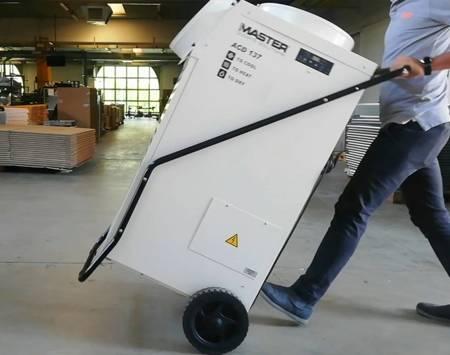 Klimatyzator przenośny i osuszacz Master ACD 137