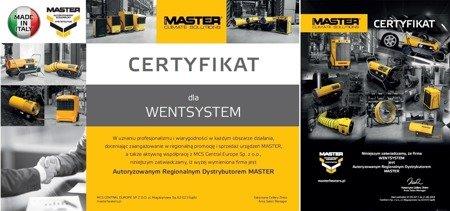 Nagrzewnica elektryczna Master B 5 EPB + PRZEWÓD 10m
