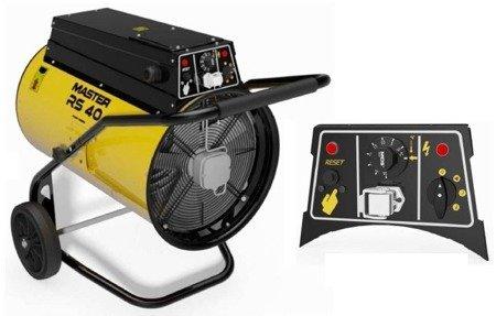 Nagrzewnica elektryczna Master RS 40
