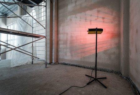 Promiennik elektryczny Master HALL 1500